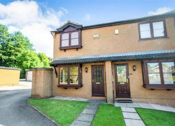 Thumbnail 2 bedroom end terrace house for sale in Ellesmere Close, Arnold, Nottingham