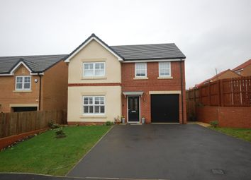 Thumbnail 4 bed detached house for sale in Rosewood Walk, Broom Lane, Ushaw Moor, Durham