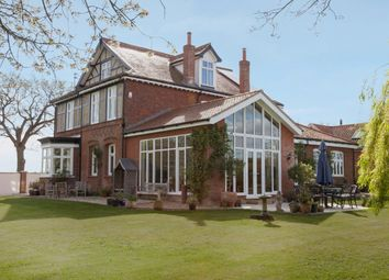 Thumbnail 5 bed detached house for sale in Station Road, Hardingham, Norwich
