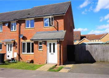 Thumbnail 3 bed end terrace house for sale in Ragstone Fields, Maidstone