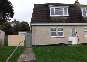 Thumbnail 2 bed flat to rent in Acacia Road, Falmouth