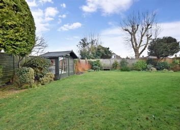 Thumbnail 4 bed bungalow for sale in Windlesham Gardens, East Preston, West Sussex
