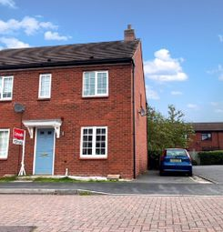 Thumbnail 3 bed semi-detached house for sale in Rogerson Road, Fradley, Lichfield