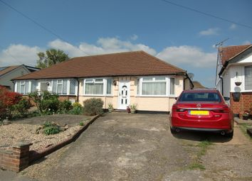 Thumbnail 2 bed semi-detached bungalow for sale in Carpenders Avenue, Watford