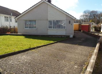 Thumbnail 3 bed detached bungalow for sale in 3 Glenfield Close, Sketty, Swansea