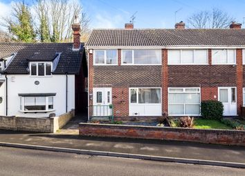 Thumbnail 3 bedroom semi-detached house for sale in Moor Road, Bestwood Village, Nottingham