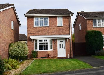 Thumbnail 3 bed detached house for sale in Cote Road, Shawbirch, Telford, Shropshire