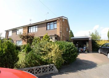 Thumbnail 3 bed semi-detached house to rent in Barry Close, Chadwell St Mary, Essex