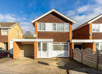 Thumbnail 3 bed detached house to rent in Salford Close, Redditch