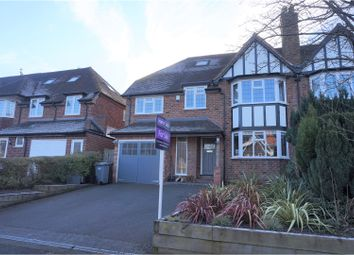 Thumbnail 6 bed semi-detached house for sale in Witley Avenue, Solihull