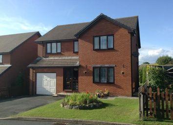 Thumbnail 4 bed detached house for sale in Goylands Close, Llandrindod Wells