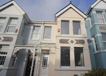 Thumbnail 2 bed terraced house to rent in Wembury Park Road, Peverell, Plymouth