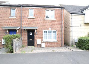 Leeming Walk Kingsway, Quedgeley, Gloucester, Gloucestershire GL2. 3 bed end terrace house