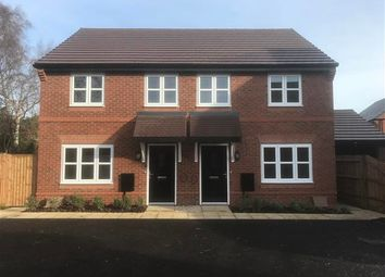 Thumbnail 2 bed semi-detached house to rent in Lennon Way, Stoke Mandeville, Aylesbury