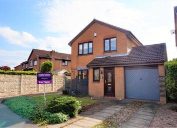 Thumbnail 4 bed detached house for sale in Wentworth Road, Kirkby In Ashfield, Nottingham