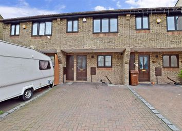Thumbnail 3 bed terraced house for sale in Upper Luton Road, Chatham, Kent