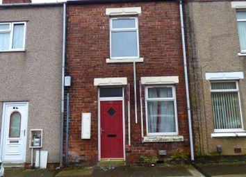 Thumbnail 2 bed terraced house for sale in Tenth Street, Blackhall Colliery, Hartlepool
