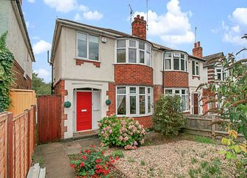 Thumbnail 3 bedroom semi-detached house for sale in Knighton Lane East, Knighton Fields, Leicester