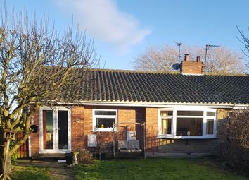 Thumbnail 4 bed semi-detached bungalow for sale in Main Street, Askham Bryan, York