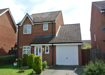 Thumbnail 3 bed detached house to rent in Richborough Way, Kingsnorth, Ashford