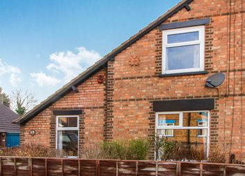 Thumbnail 2 bedroom semi-detached house for sale in Minehead Street, Leicester
