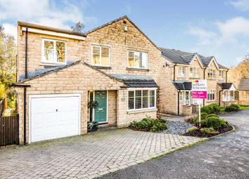 Thumbnail 5 bed detached house for sale in Wellfield Road, Marsh, Huddersfield