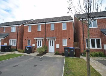 Thumbnail 2 bed semi-detached house for sale in Northfield Way, Kingsthorpe, Northampton