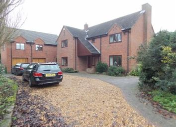 Thumbnail 4 bedroom detached house to rent in The Green, Weston-On-Trent, Derby