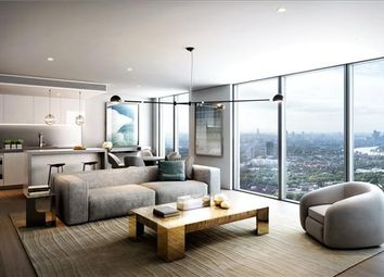 Thumbnail 2 bed flat for sale in The Landmark Pinnacle, Isle Of Dogs, London