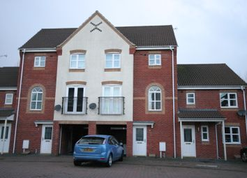 Thumbnail 3 bed town house to rent in Panama Road, Burton-On-Trent