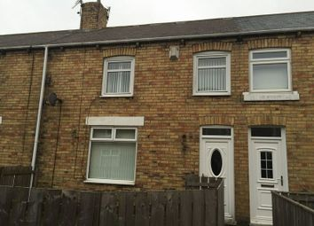 Thumbnail 2 bed terraced house for sale in Beatrice Street, Ashington