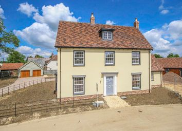 Thumbnail 5 bed detached house for sale in High Street, Cheveley, Newmarket