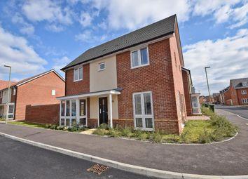 Thumbnail 3 bedroom detached house for sale in Beggarwood, Basingstoke