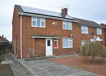 Thumbnail 3 bed semi-detached house for sale in Coldwell Road, Prudhoe