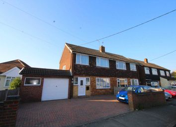 Thumbnail 3 bed semi-detached house for sale in The Firs, Ongar Road, Pilgrims Hatch, Brentwood