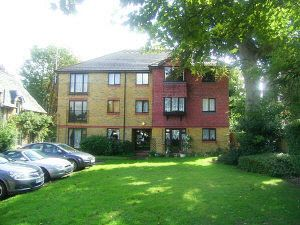 Thumbnail 1 bed flat to rent in Mowat Court 21-23 The Avenue, Worcester Park
