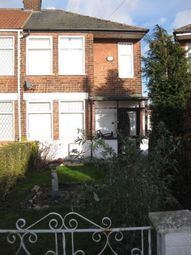 Thumbnail 3 bed end terrace house to rent in Kirklands Road, Hull