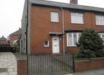 Thumbnail 3 bed semi-detached house to rent in Westacre Gardens, Newcastle Upon Tyne