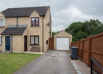 Thumbnail 2 bed semi-detached house for sale in Alanby Drive, Bradford