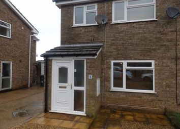 Thumbnail 4 bed semi-detached house to rent in Mallard Close, Snettisham, King's Lynn