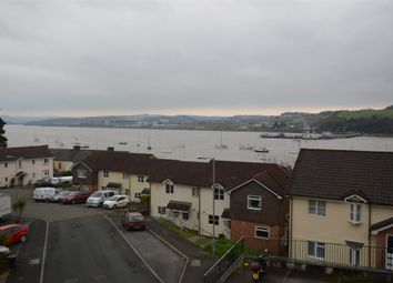 Thumbnail 2 bed maisonette to rent in Biscombe Gardens, Saltash, Cornwall