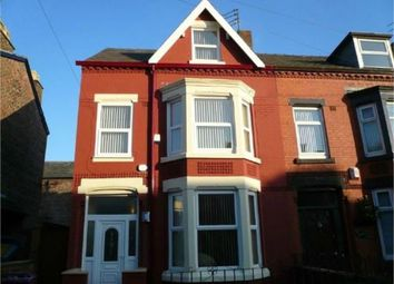 Thumbnail 4 bed semi-detached house for sale in Stanley Street, Fairfield, Liverpool, Merseyside