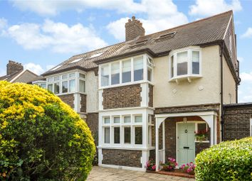Thumbnail 4 bedroom semi-detached house for sale in Mostyn Road, London
