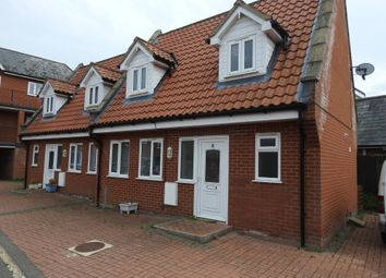 Thumbnail 2 bed semi-detached house to rent in High Street, Leiston