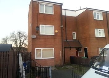 Thumbnail 4 bedroom end terrace house to rent in Langport Avenue, Manchester