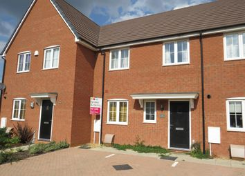 Thumbnail 3 bed terraced house for sale in Bellona Drive, Leighton Buzzard