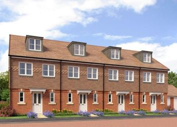 Thumbnail 3 bed mews house for sale in Bader Heights, Meadow Way, Tangmere