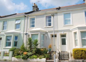Thumbnail 1 bed flat for sale in Palmerston Street, Stoke, Plymouth