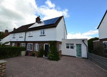 Thumbnail 4 bed property for sale in Sandhurst Avenue, Pembury, Kent