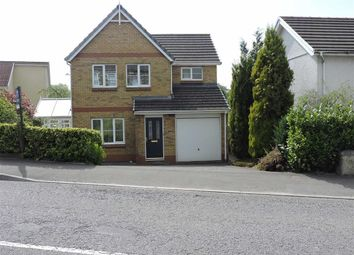 Thumbnail 3 bed detached house for sale in Ammanford Road, Tycroes, Ammanford